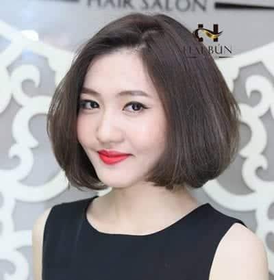 Kiểu tóc ngắn uốn cụp - Ảnh 33