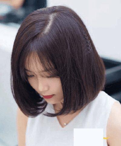 Kiểu tóc ngắn uốn cụp - Ảnh 36