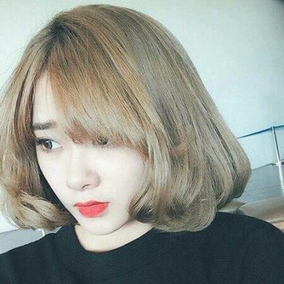 Kiểu tóc ngắn uốn cụp - Ảnh 8