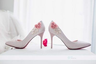 Cung cấp đa dạng giày cưới cô dâu tại Juno Shop