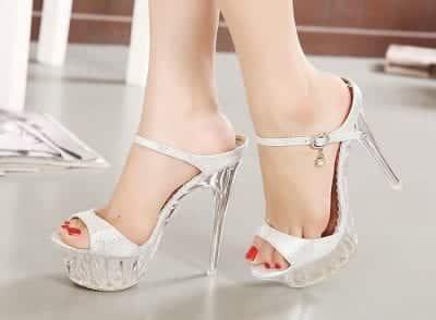 Mua giày cô dâu dễ dàng tại Wina Shop