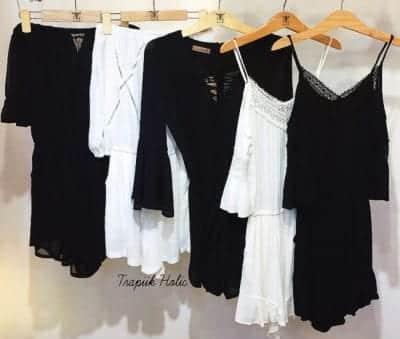 Trapiik Holic là Top 10 Shop bán đồ Jumpsuit, Playsuit đẹp nhất ở TPHCM
