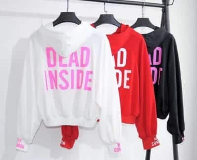Đây có thể được coi là thế giới áo hoodie thu nhỏ với những item đơn giản mà phong cách