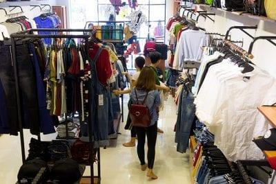Yame là một trong những shop thời trang nổi bật nhất tại quận Gò Vấp, hướng đến phong cách trẻ trung năng động
