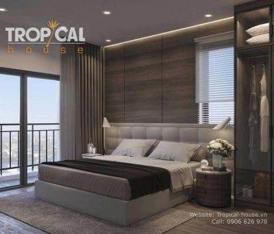 Thi công sàn gỗ tropical house