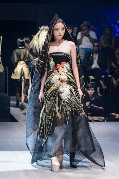 Hoa hậu 2014 Kỳ Duyên làm vedette trong BST của NTK Võ Công Khanh