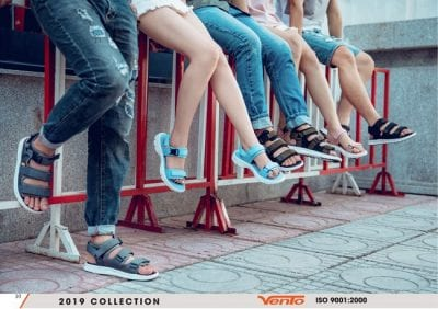Dạo phố thoải mái với Sandal Vento