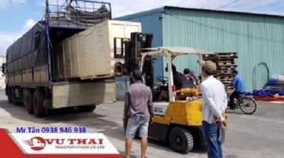 Công ty TNHH TM-DV vận tải Vũ Thái – Chành xe giá rẻ