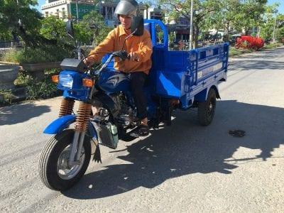 xebagacvanchuyen.com – chuyên nhận chở hàng cồng kềnh bằng xe ba gác