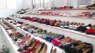 Xưởng giày Ngọc Thạch