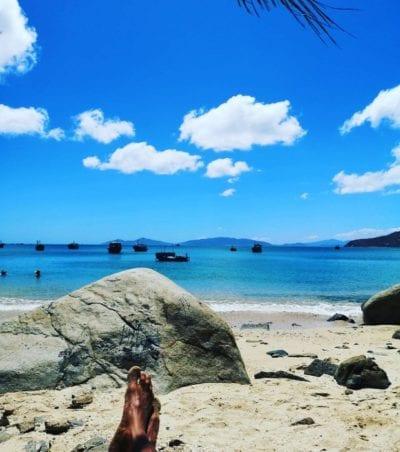 Vịnh Ninh Vân - Đảo Hòn Mèo Nha Trang