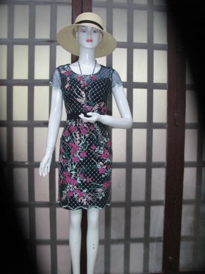 Đầm công sở trung niên – giá sỉ220,000đ /cái.