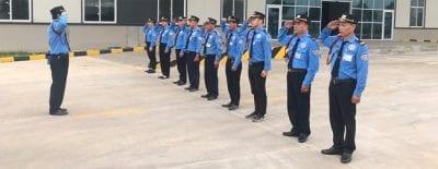 Đào tạo nghiệp vụ bảo vệ chuyên nghiệp tại Công ty An Ninh Việt Nam