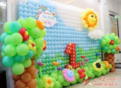 Dịch vụ trang trí sinh nhật AZPARTY