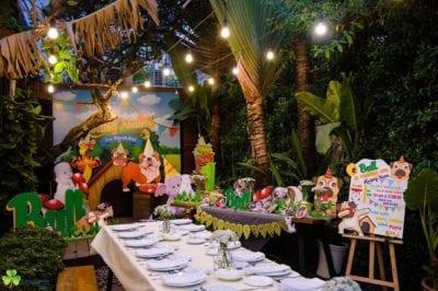 1 tiệc sinh nhật được lên ý tưởng tỉ mỉ và trang trí cực đẹp bởi Dora Wedding Events