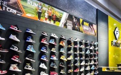 Shop giày thể thao Fandy