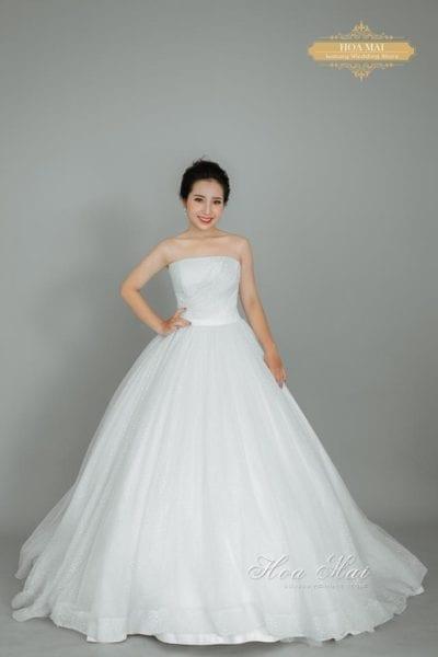 Váy cưới tại Hoa Mai Wedding