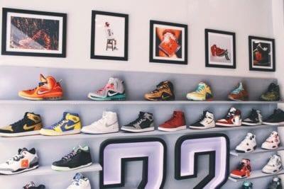 Cửa hàng giày thể thao Kickzspot