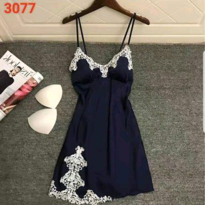 Váy xẻ viền hoa – giá sỉ 160,000 – 170,000đ /bộ.