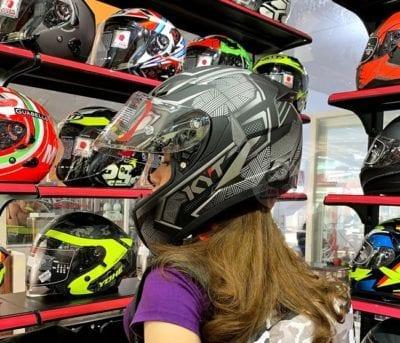 Mẫu mũ bảo hiểm tại Cửa Hàng Tài Đạt