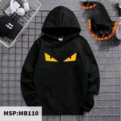Áo hoodie nỉ – giá sỉ 35,000 – 45,000đ /cái.