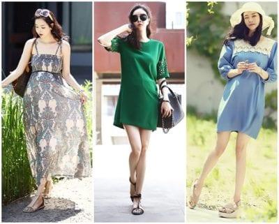 LF shop chuyên sản xuất và phân phối sỉ và lẻ những mẫu thời trang đầm bầu dành cho phụ nữ