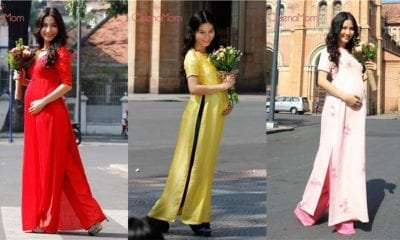 Celenamom đang dần trở thành một thương hiệu đầm bầu thời trang được nhiều người yêu thích