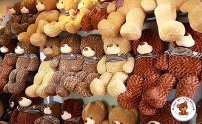 Thế giới Gấu Bông