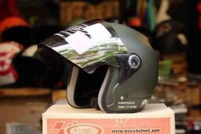 Mẫu nón bảo hiểm tại Cửa hàng Armyhaus