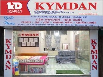 Cửa hàng chăn ga gối đệm Kymdan