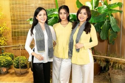 Nhà may áo dài Nhân là thương hiệu chuyên cung cấp những mẫu áo bà ba, áo dài và các loại trang phục khác uy tín tại TP Hồ Chí Minh