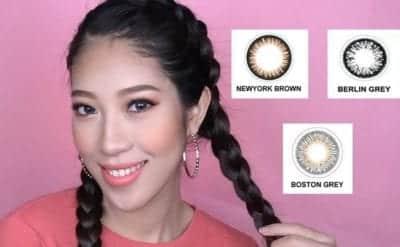 Moon Lens Shop chuyên bán các loại kính áp tròng Contact Lens Korea – Thái từ 0 đến 10 độ với chất lượng được đảm bảo cực tốt