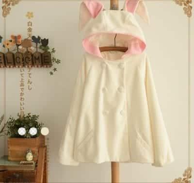 Sakura Fashion mang phong cách Nhật Bản với những chiếc áo khoác đậm dấu ấn, phong cách của xứ sở hoa Anh Đào đáng yêu, nhẹ nhàng