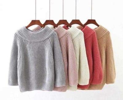Áo len nữ Hàn Quốc là một trong những dòng sản phẩm thế mạnh của Apalife Shop