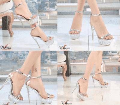 Sản phẩm giày cao gót tại Wina mang lại một xu hướng mới cho chị em với những thiết kế mang đầy phá cách