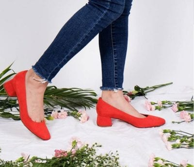 Các loại giày cao gót tại Zenith's Shop rất đa dạng về phong cách