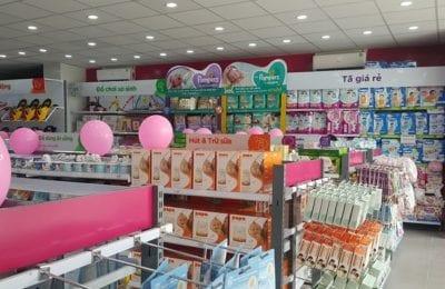 Con Cưng là chuỗi siêu thị mẹ và bé hàng đầu với các sản phẩm thiết yếu cùng chất lượng an toàn, giá cả phải chăng