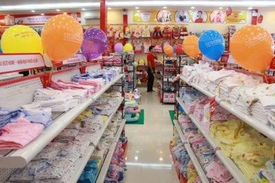 Bibo Mart có hệ thống các cửa hàng trải rộng khắp các quận, huyện, thành phố trung tâm và là một trong những địa chỉ tin cậy của nhiều mẹ bầu