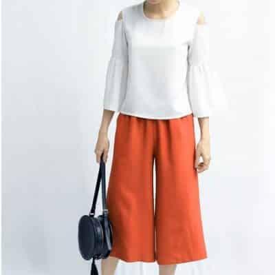 Tại Rubies Rubies có đủ các items thời trang đa phong cách để khách hàng lựa chọn, đặc biệt là những kiểu quần thời thượng như Culottes