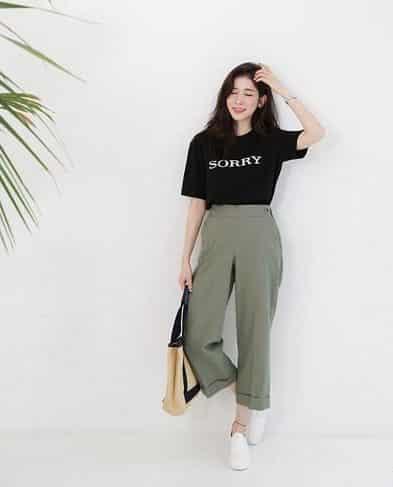 Những mẫu thiết kế quần Culottes tại LIBÉ hợp thị hiếu thẩm mỹ với phần đông người dân Việt Nam