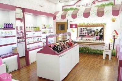 Sammi Shop là chuỗi siêu thị mỹ phẩm uy tín chất lượng, chính hãng hàng đầu tại Việt Nam