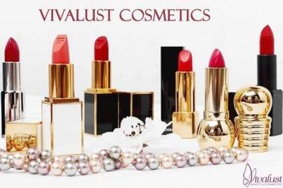 Mỹ phẩm tại Vivalust Cosmetics đều được đặt mua từ các cửa hàng ở các quốc gia nổi tiếng về mỹ phẩm như Anh, Mỹ, Nhật, Đức, Pháp, Hàn…