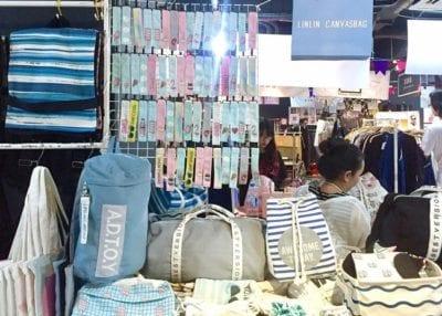 Các mẫu túi vải tại Linlin canvasbag thường có gam màu pastel chủ đạo xinh xắn
