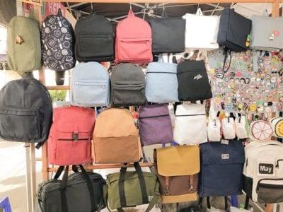 Túi Vải May shop chuyên bán những loại túi vải với thiết kế handmade và nhận làm túi theo yêu cầu