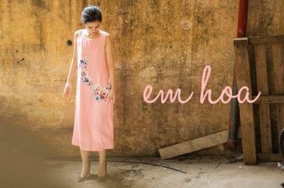 Evie the label là thương hiệu thời trang với những thiết kế nhã nhặn, tinh tế, nữ tính với màu sắc thanh thoát, rực rỡ