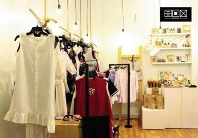 Các mẫu váy đầm tại BoxShop khá đa dạng, từ đầm ôm body đến đầm suông chữ A hoặc những mẫu váy Vintage cổ điển
