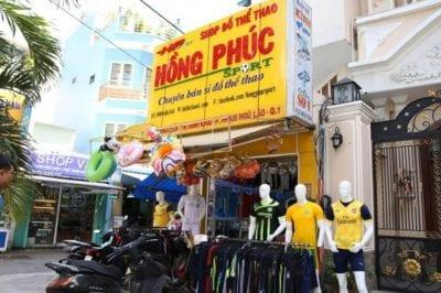 Hồng Phúc Sport là một trong những shop đồ thể thao trực tuyến hàng đầu tại thành phố Hồ Chí Minh