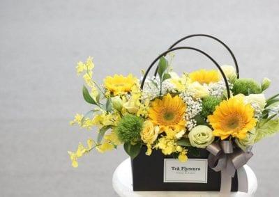 Trà Flowers là một trong những shop hoa tươi ở Sài Gòn chuyên nhận đặt hoa tươi online