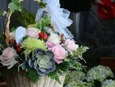 Happy Flowers mang đến cho khách hàng một dịch vụ đặt hoa và giao hoa chuyên nghiệp