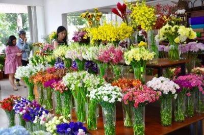 Hoa Sài Gòn thành lập năm 2008 với sứ mệnh truyền tải thông điệp của khách hàng theo một cách khác biệt